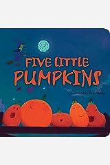 Five Little Pumpkins(Age 2-5) Board book