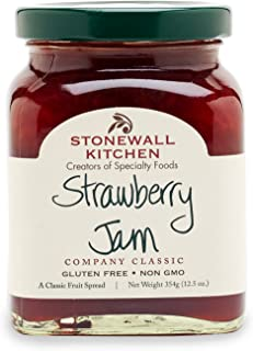 Stonewall Kitchen Strawberry Jam, 12.5 Ounce