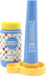 Gymboree Play & Music Bubble Ooodles with Wand and Tray, 4oz - Starter Pack