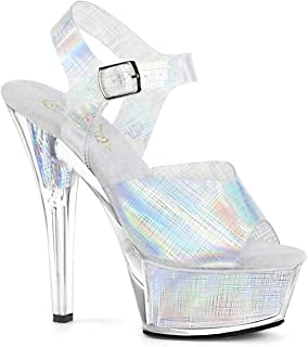 Women's Kiss-208N-CRHM Ankle-Strap Sandal