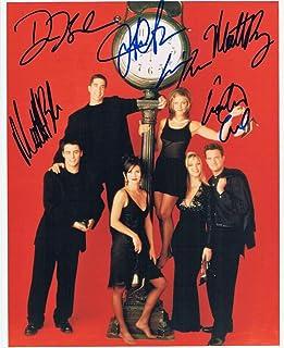 ◆直筆サイン ◆フレンズ ◆FRIENDS (1994-2004) [TV] ◆ジェニファー アニストン as レイチェル グリーン ◆コートニー コックス as モニカ ゲラー ◆リサ クドロー as フィービー ブッフェ マット ルブラン ...