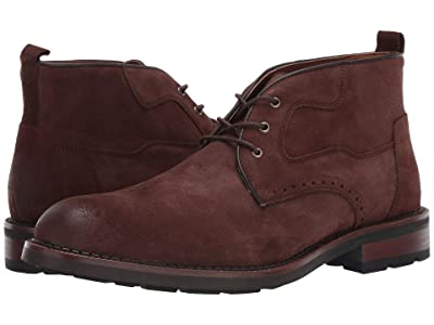 J&M EST. 1850 Fullerton Chukka (Dark Brown) Men