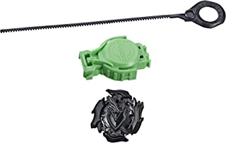 Beyblade Burst Turbo Slingshock Z Achilles A4 Starter Pack -- Battling Top and Right/Left-Spin Launcher, Age 8+