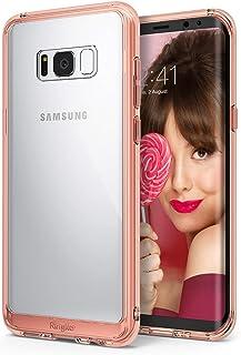 US - Ringke Fusion for Galaxy S8 Plus Transparent RFS-GXS8P-RG