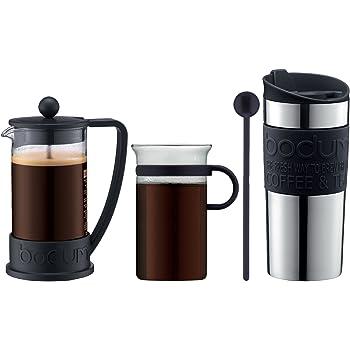 Bodum K10948 01 Coffe Set Set de café cafetera 3