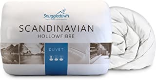Snuggledown Scandanavian 镂空纤维羽绒被 白色 Double 1135SCA01