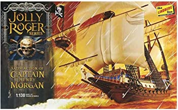 Lindberg Jolly Roger Series Satisfaction of Captain Morgan, LND219