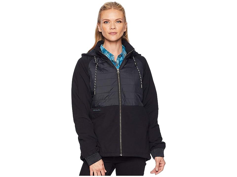 Columbia Kincaid Cresttm Jacket (Black) Women