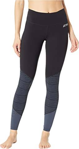 Fitness Mid-Rise Compression Tights