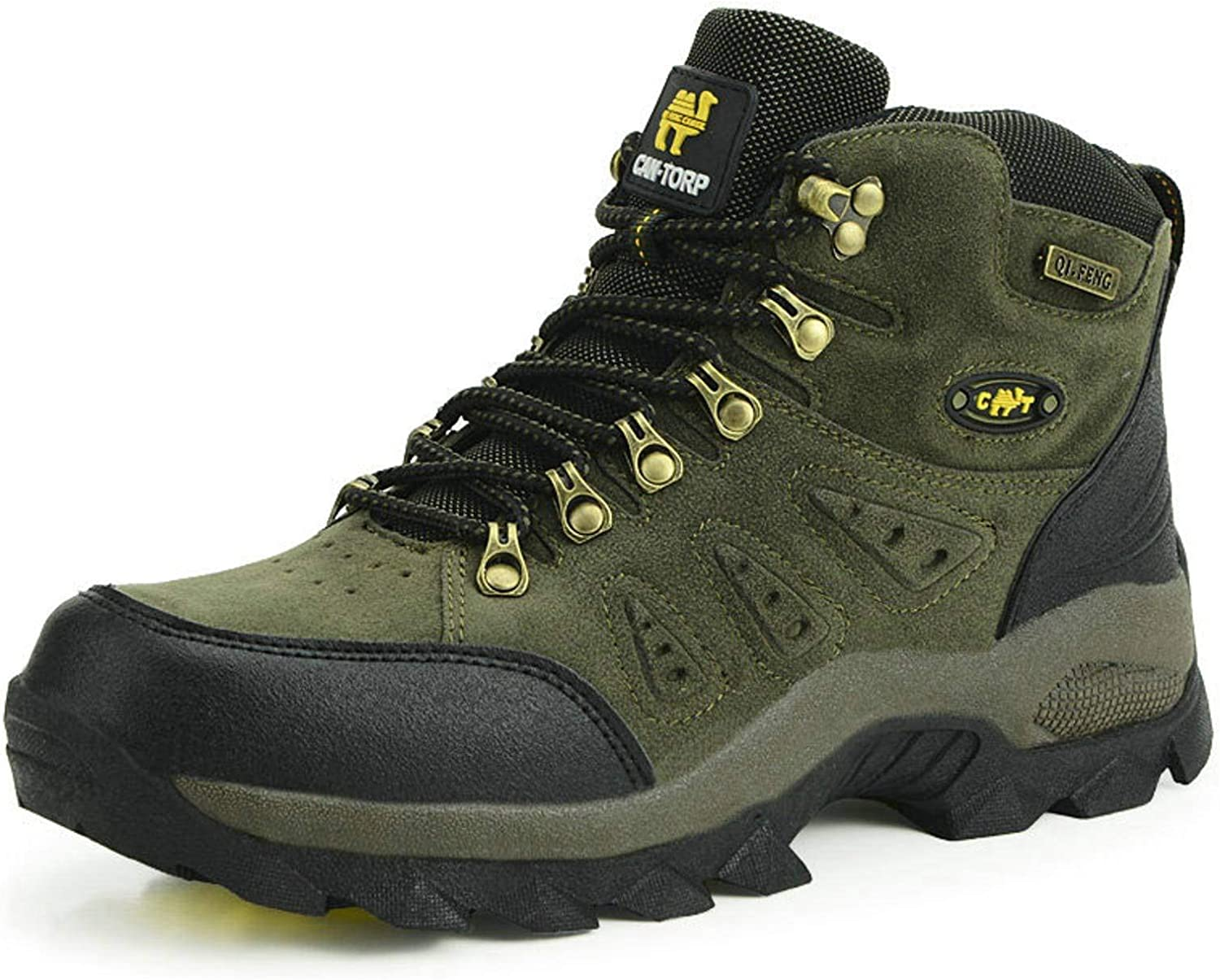 N\C Popular products Outdoor Waterproof High quality Hiking Boots Women's H Shoes Men's