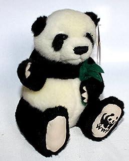 World Wildlife Fund 25 Years in China Plush Panda 7