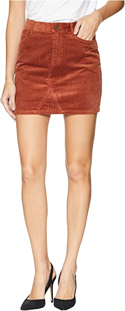 Ryan Corduroy Skirt