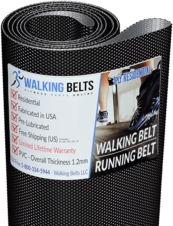 Lifestyler Expanse 850 Treadmill Walking Belt Model Numbers 297191 Sears Model