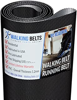 Walking Belts Treadmill Doctor for The Vision T8400 Treadmill Model Number TM28