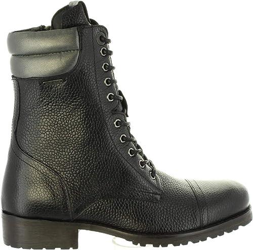 Stiefel de damen PEPE JEANS PLS50350 Melting 999 schwarz