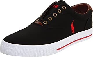 Polo Ralph Lauren Mens Vito Fashion Sneaker