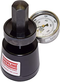 Sherline LM-5000 - Trailer Tongue Weight Scale - 5000LB