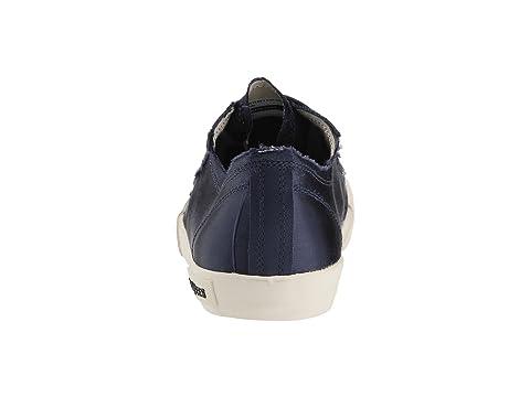 SeaVees Monterey Sneaker Satin Marine Buy Cheap Discount XehijWPzX8