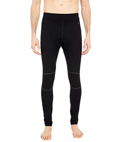 Smartwool Intraknit Merino 250 Thermal Bottoms (Black) Men