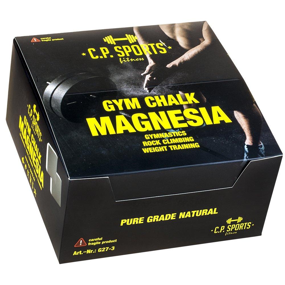 C.P.Sports - Carbonato de magnesio para levantamiento de peso y ejercicios de gimnasia (600 g): Amazon.es: Deportes y aire libre