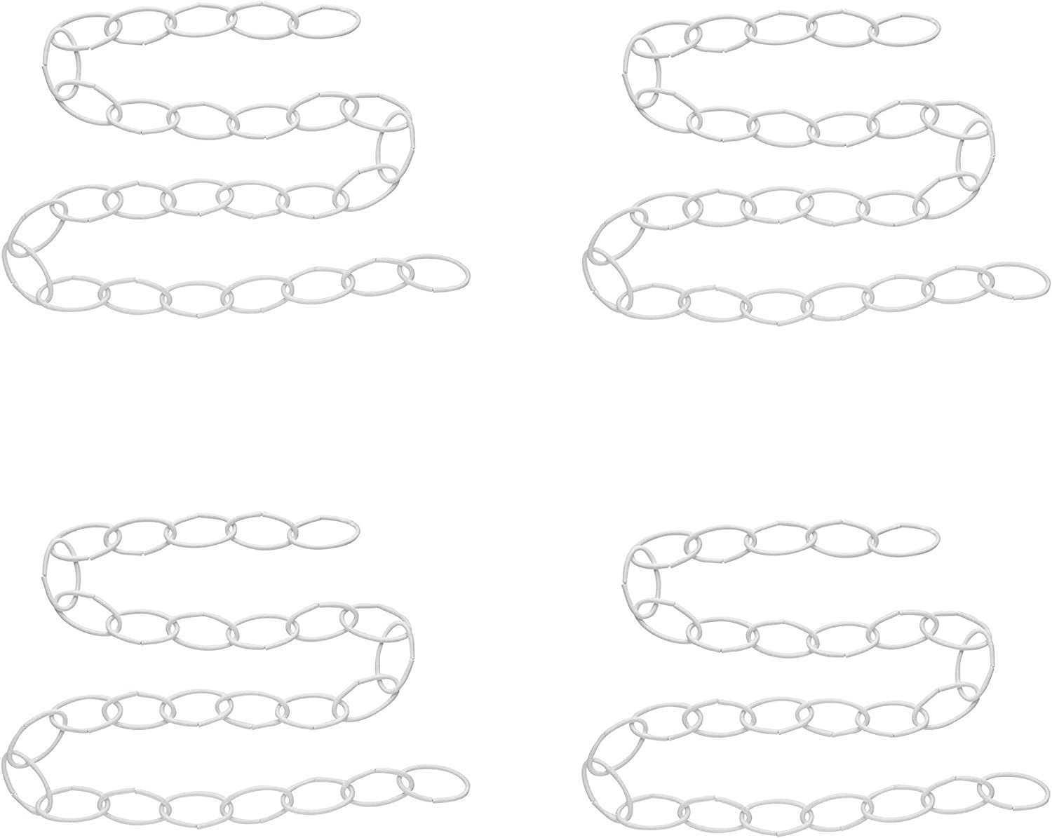 National Hardware Max 47% OFF N275-016 V2662 Extension in Chains i Free shipping on posting reviews White 36
