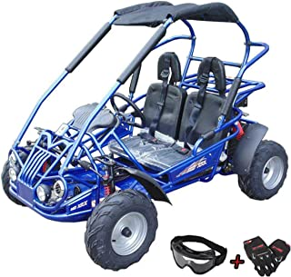 Best small 2 seater go kart Reviews