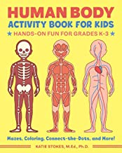 Human Body Activity Book for Kids: Hands-On Fun for Grades K-3 PDF