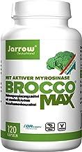 BroccoMax, Brokkoliextrakt mit aktiver Myrosinase, 120 vegan