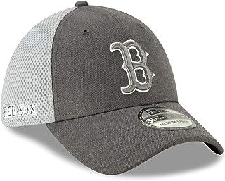 super popular 177a4 ad835 New Era Boston Red Sox MLB 39THIRTY Heather Front Neo Flex Fit Hat