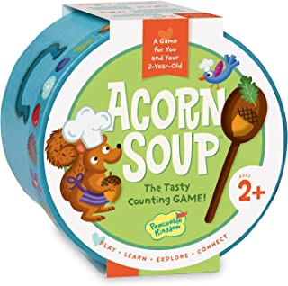 Peaceable Kingdom/Acorn Soup: A Game for You and Your 2-Year-Old