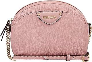 NINE WEST Women's NGB109875 Synthetic Handbag, Pink