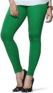 e875cabc8a210f Ladyline Womens Cotton Cool Leggings One Size Free Size & Plus Size Yoga  Workout