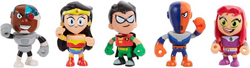 Teen Titans Go! to the Movies Mini Figures 5-Pack
