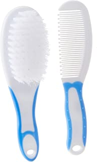 Tollyjoy Brush and Comb Set, Soft Grip , 37g