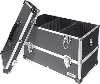 HMF 14660900 - Maletín de herramientas de aluminio (