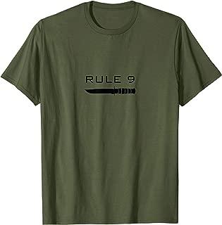 Dragon Mountain: Rule 9 T-Shirt