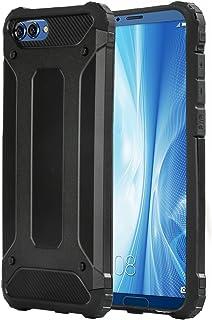 Huawei Onore 8 Custodia Rigida Cellulare Cover Protettiva Bumper Nero Opaco