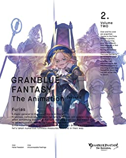 GRANBLUE FANTASY The Animation Season 2 2(完全生産限定版) [DVD]