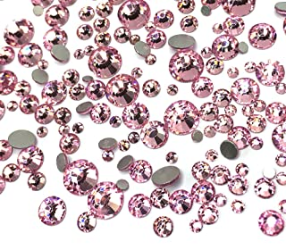 Best pink gem nails Reviews
