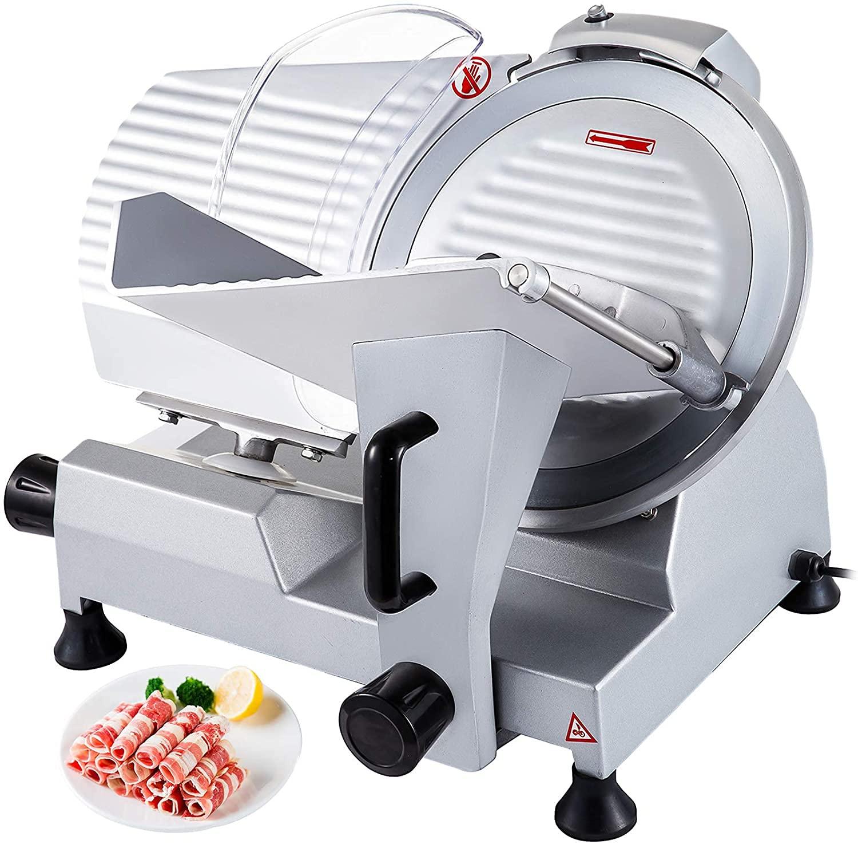 Limited price VBENLEM Commercial [Alternative dealer] Meat Slicer 12 Electric inch Semi