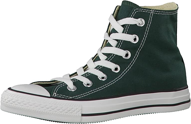 Converse AS Hi Can 1J793 Charcoal Adult Unisex Trainers - forest ...