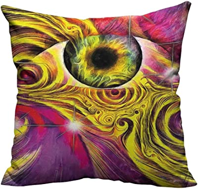 Amazon.com: Fundas de almohada de colores de Batmerry, 18.0 ...