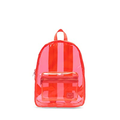 Herschel Supply Co. Classic Mid-Volume (Hot Coral) Backpack Bags