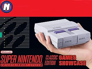 Clip: Super Nintendo Entertainment System Classic Edition Games Showcase