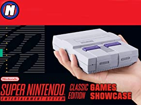 Clip: Super Nintendo Entertainment System Classic Edition Games Showcase