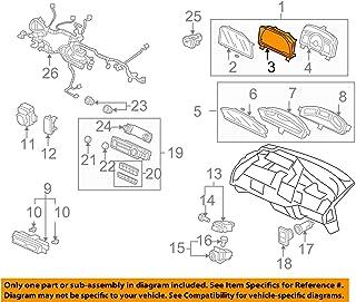 Honda Genuine 78155-SDA-H01 Visor