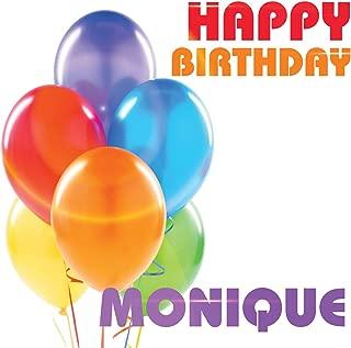 Best happy birthday monique Reviews
