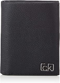 Calvin Klein Signature Pb Mini 6CC With Coin Wallet, Black, 10 cm, K50K505307