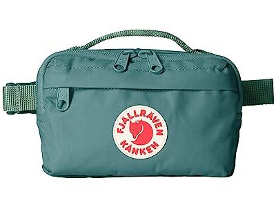 Fjallraven Kanken Hip Pack (Frost Green) Bags