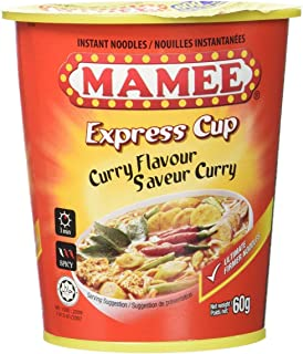 Mamee Savour Curry Flavor Cup Noodles 60 g